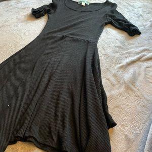 Fun black dress